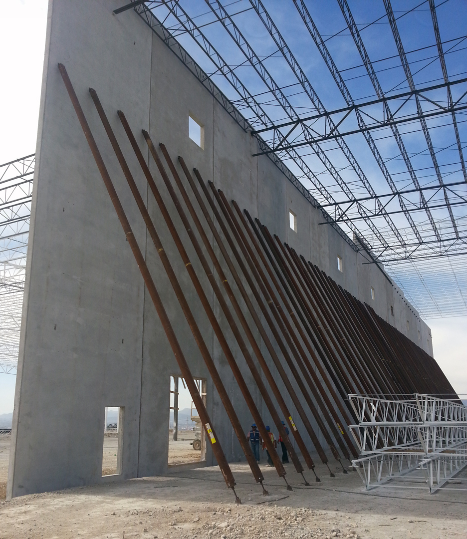 Tilt Up Concrete Slabs : Tilt ups